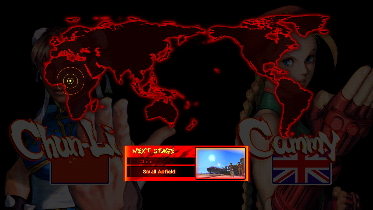 《街霸4》安卓版 经典怀旧、劲爆的格斗场面、你还没开始吗?