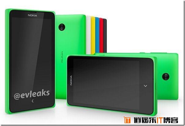 2014第一天好消息,诺基亚安卓手机诺曼底即将发布