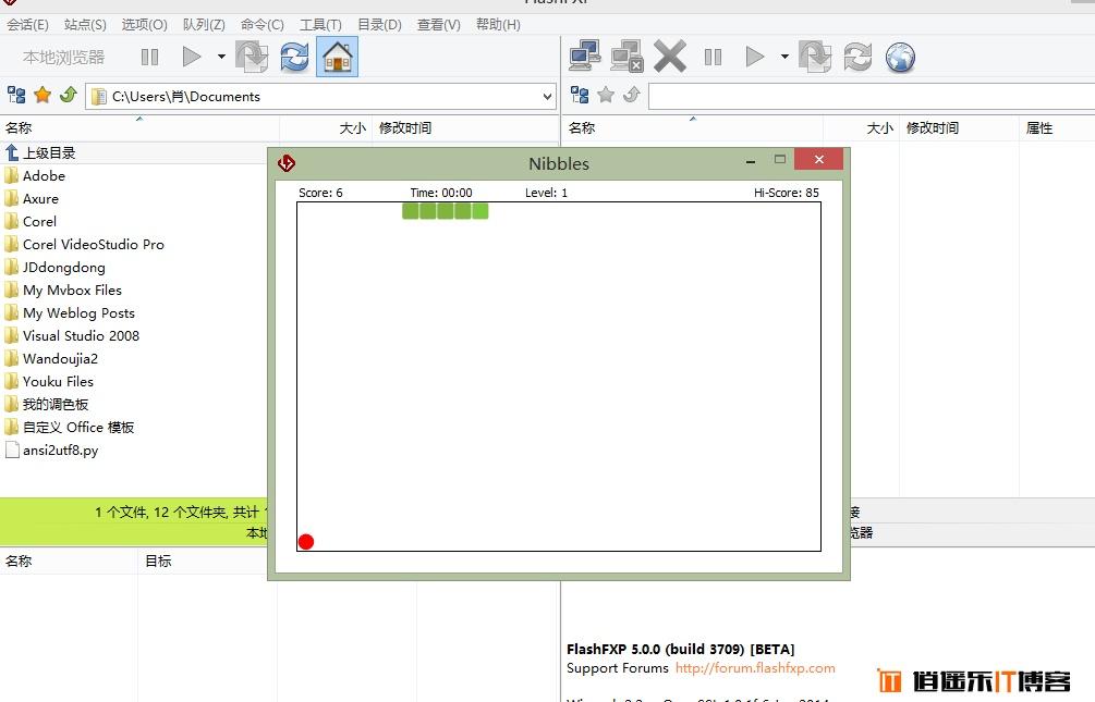 著名FTP上传下载工具FlashFXP V5.0.0.3709 最新中文特别版 注册码 绝对可用