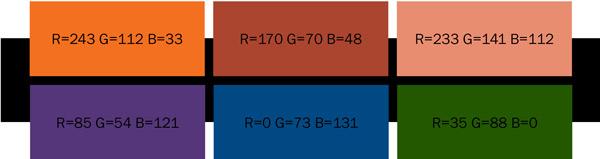 Flat UI扁平化设计与色彩趋势