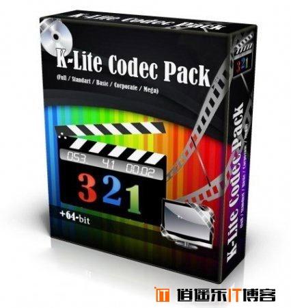 著名全功能解码器:K-Lite Codec 10.3至尊版 免费下载