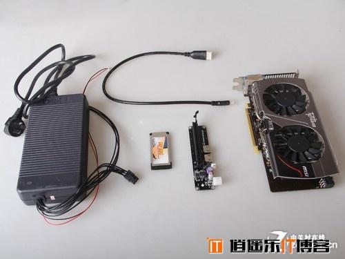 屌丝逆袭,笔记本外接台式机GTX650TI显卡实战,为发烧而生!