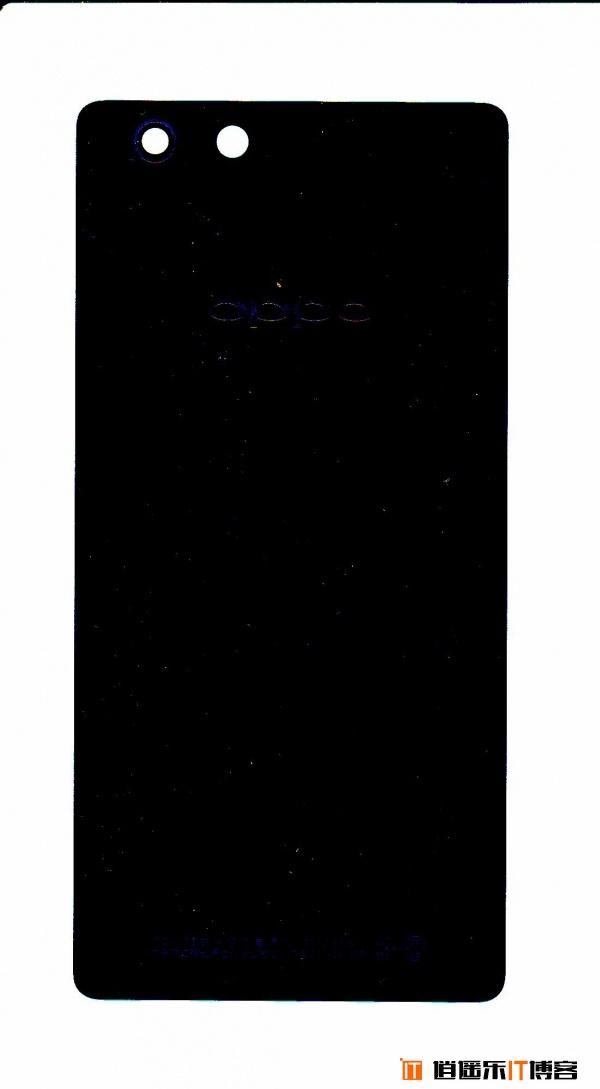 [组图]魅蓝镜面后盖:OPPO R8007将是一款TD-LTE智能机