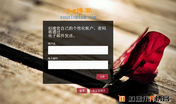 wordpress个性化登录页面插件:Branded Login Screen汉化版