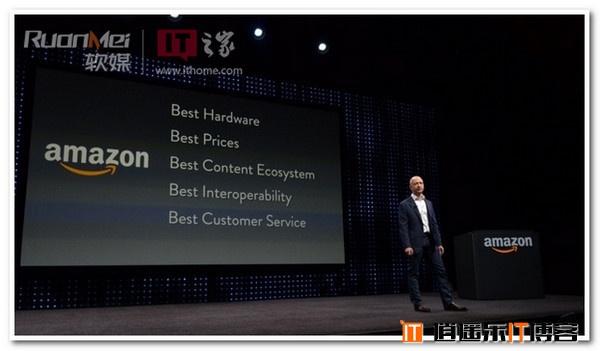 亚马逊 VS 苹果:游戏才刚刚开始