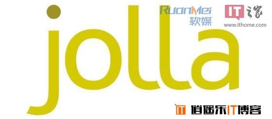"""Jolla确定在11月展示""""旗鱼""""智能手机用户界面"""