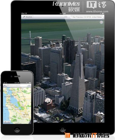 弃用谷歌地图或致iPhone5用户导航出错