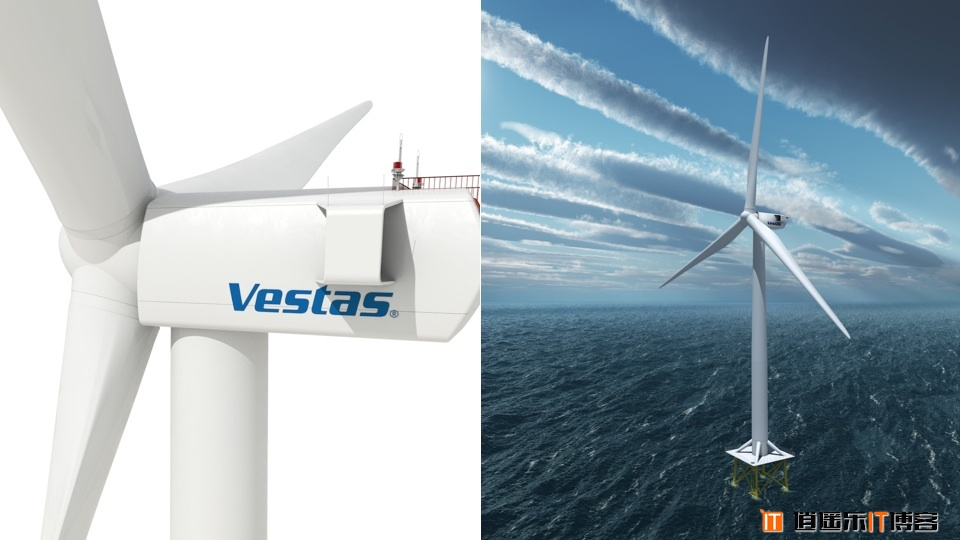 131米高的巨兽!世界上最大的风力发电机