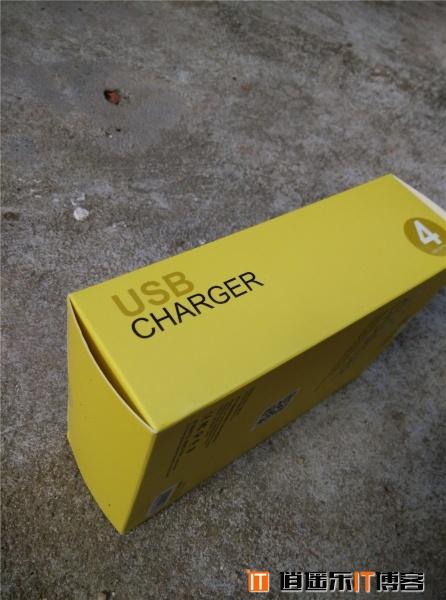 【逍遥乐评测】只为充电而生,创意4口充电器