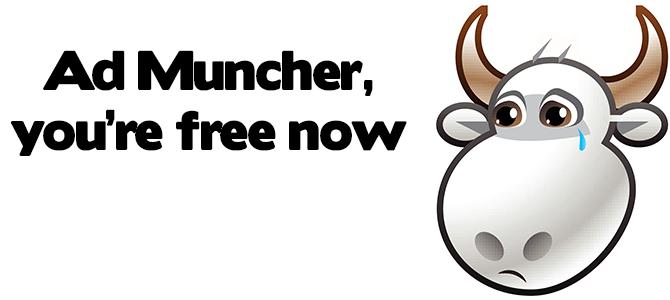 知名广告屏蔽软件奶牛Ad Muncher免费啦!最新 4.94.34121 汉化版免费下载
