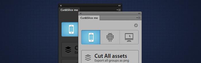Cut&Slice me - 免费的 Android/iOS 开发切图神器免费下载