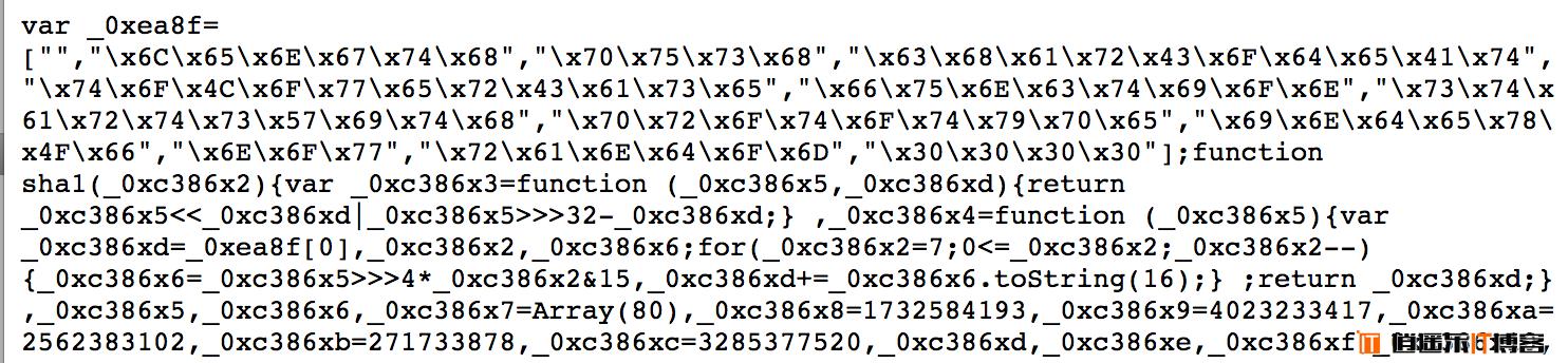 职业掉节操,程序猿教你如何写不可维护的代码