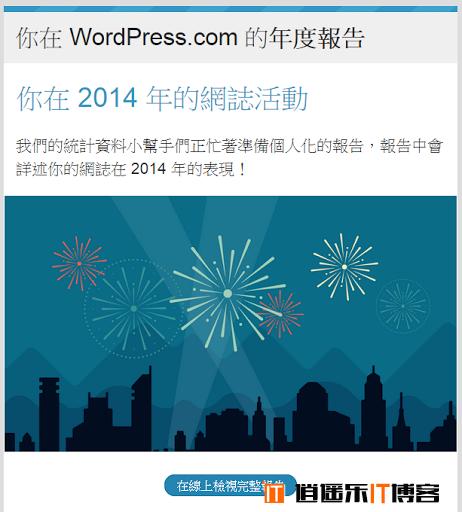 wordpress网站年度统计报告插件:JetPack by WordPress.com免费下载