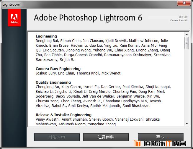 Adobe Photoshop Lightroom 6.0/CC 2015 特别版特别版免费下载