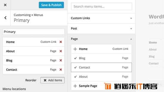 WordPress 4.3 正式版发布,更强大更便捷
