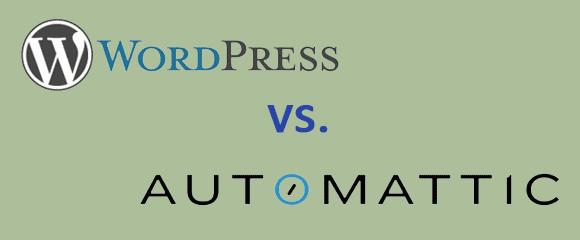 WordPress 与 Automattic的关系与区别