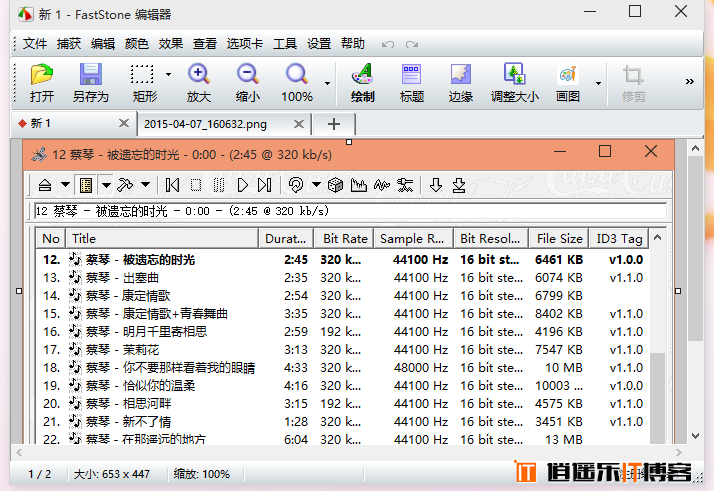 屏幕捕捉软件 FastStone Capture v8.3 简体中文绿色特别版