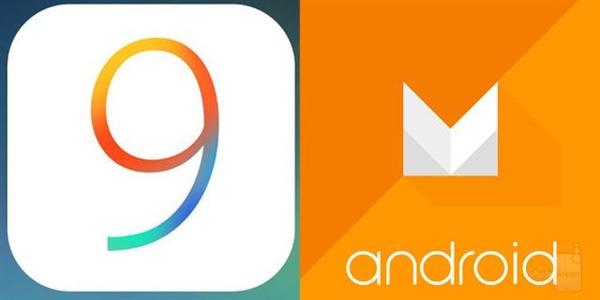 全方位对比横向评测,iOS 9与Android 6.0 哪个更强