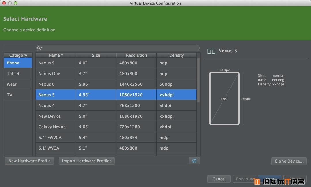 史上最详细的Android Studio系列教程(2)——基本设置与运行