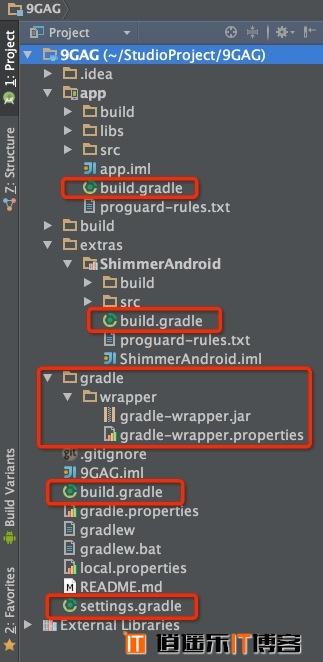 史上最详细的Android Studio系列教程(4)--Gradle基础