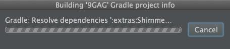 史上最详细的Android Studio系列教程(5)--Gradle命令详解与导入第三方包