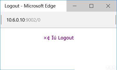 Win10系统Edge浏览器下载页面出现乱码的解决方法