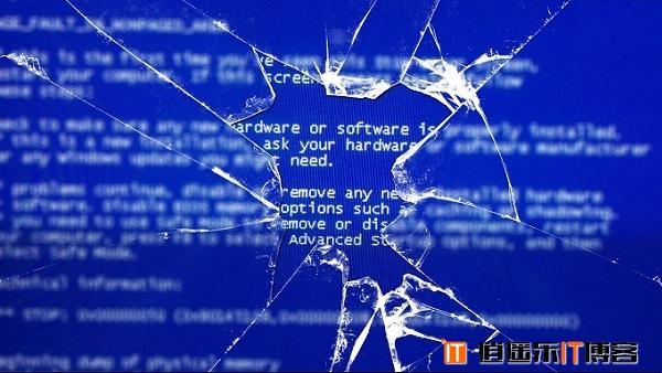 整蛊大王不敢当!愚人节恶意电脑碎屏桌面蓝屏整蛊技巧