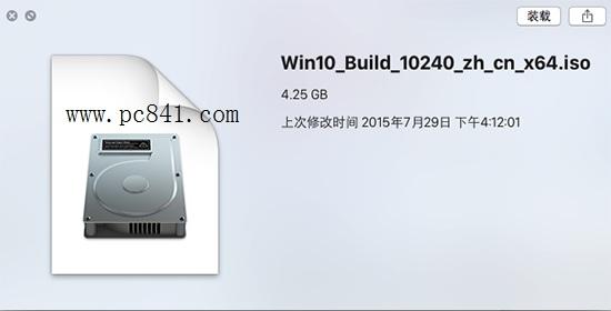 Mac怎么安装Win10正式版?苹果电脑虚拟机安装Win10教程