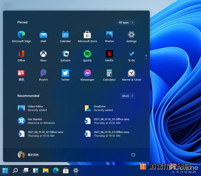 微软 Win11 泄露版详细体验!系统界面大变脸