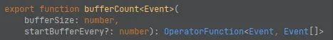 Angular10教程--4.2 RxJs-转换类操作符