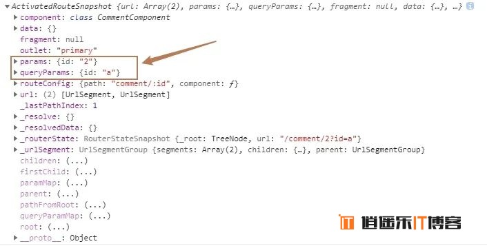 Angular10教程--5.1 路由参数传递及页面跳转