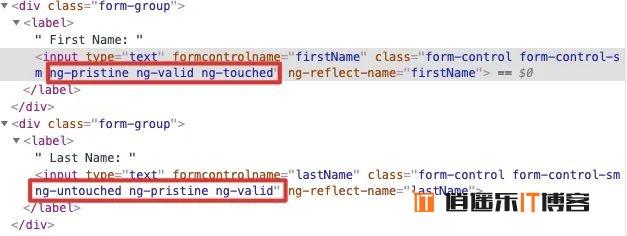 Angular10教程--6.0 表单 响应式表单 模板驱动 动态表单