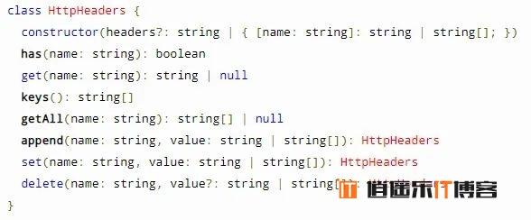 Angular10教程--7.1 HTTP-发起POST、GET请求等基础知识
