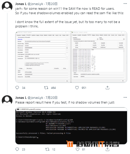 Windows、Linux 纷纷被爆漏洞,黑客可直取 root 权限!