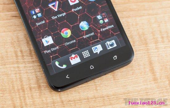 HTC Droid DNA详细评测:性能卓越,电池不足