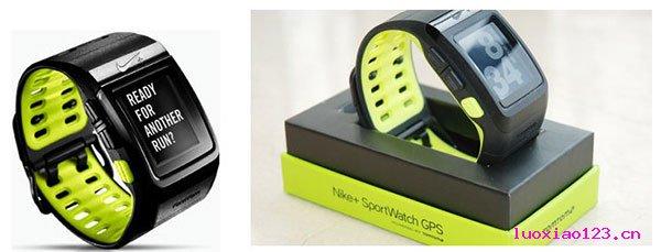 限量40只,Nike+黑色款GPS腕表中国首发