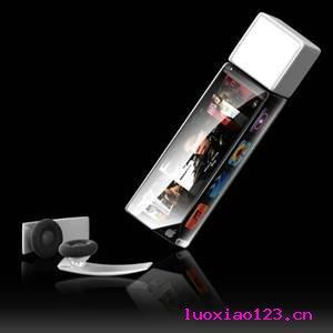 [多图]真正的立体操作 苹果四面触摸屏概念MP3曝光