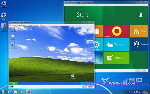 [视频]7年老电脑:Windows 8完胜Windows XP