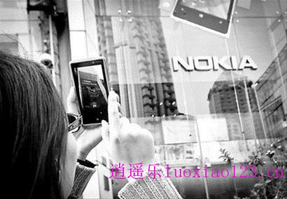 诺基亚上海旗舰店关闭:再见上海,再见南京路