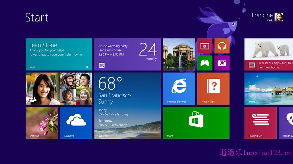 Windows 8.1更新详情:融汇小调整的重大更新 拭目以待