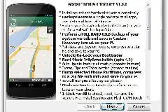 Nexus 4 Toolkit新鲜出炉:支持一键Root、解锁、恢复……