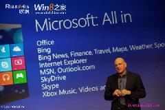 27年前,鲍尔默如此卖Windows1.0:莫笑大叔当年太疯癫