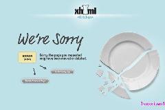 绝了!美丽的错误 – 23个创意的404错误页面玩赏