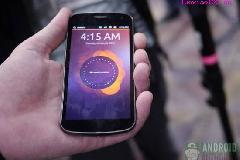 Ubuntu智能手机发布 无软件商店不支持安卓应用