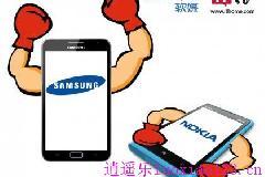2012中国智能机市场:三星称王,诺基亚跌至第七