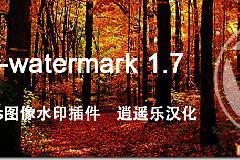 WordPress强大图像水印插件image-watermark1.7逍遥乐汉化版