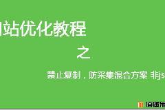 wordpress网站禁止复制防采集混合全面方案(非js与js)