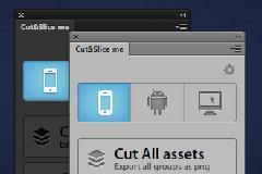 Cut&Slice me – 免费的 Android/iOS 开发切图神器免费下载