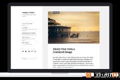 WordPress 4.1 发布:开启免干扰写作模式