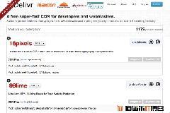 国外知名免费开放式 CDNs内容分发网络服务商列表(Free Public CDNs)